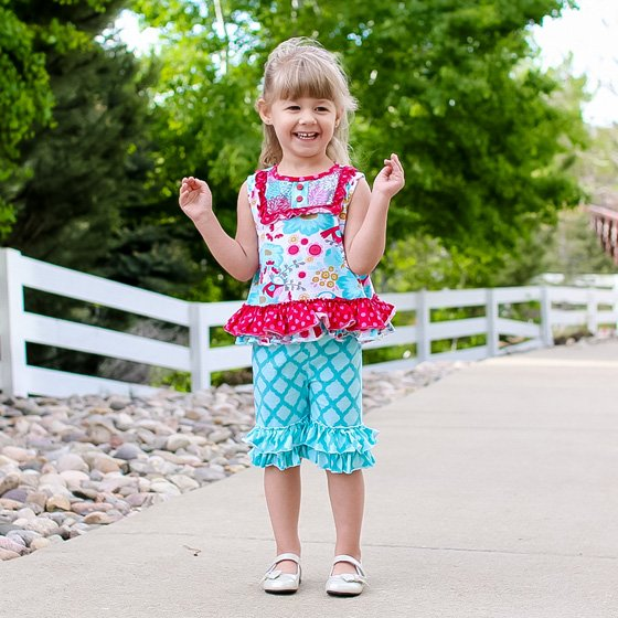 Colorful & Funky Girl's Clothing from Jelly The Pug 5 Daily Mom Parents Portal