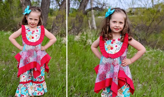 Colorful & Funky Girl's Clothing from Jelly The Pug 7 Daily Mom Parents Portal