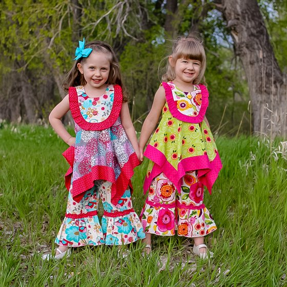 Colorful & Funky Girl's Clothing from Jelly The Pug 6 Daily Mom Parents Portal