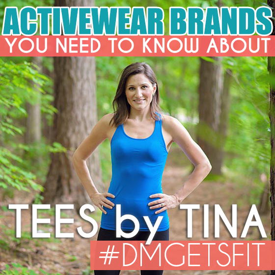 TEES BY TINA – ACTIVEWEAR BRANDS YOU NEED TO KNOW ABOUT 1 Daily Mom Parents Portal