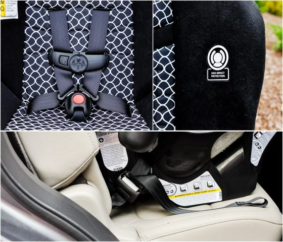Gear Guide - Cosco Scenera Next Convertible Car Seat 2 Daily Mom Parents Portal