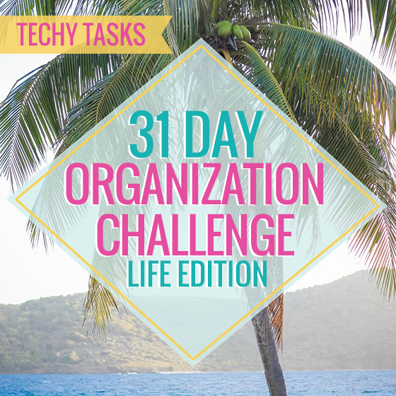 31 Day Organization Challenge- Life Edition- Week 3 4 Daily Mom Parents Portal
