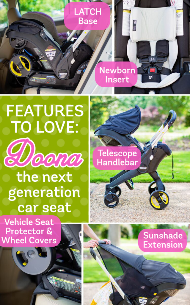 GEAR GUIDE: DOONA BY SIMPLE PARENTING – THE NEXT GENERATION CAR SEAT 16 Daily Mom Parents Portal