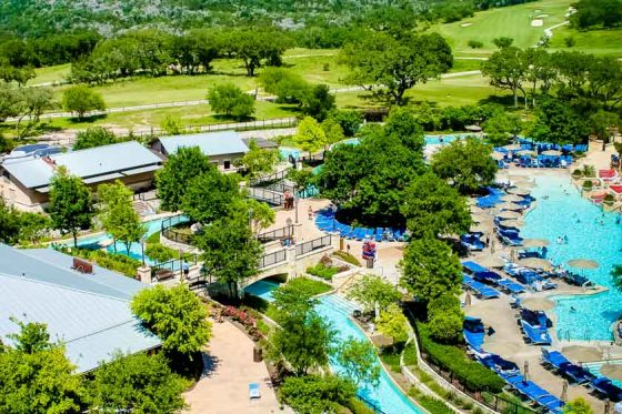 Hill Country Getaway: JW Marriott Hill Country Resort and Spa in San Antonio 8 Daily Mom Parents Portal