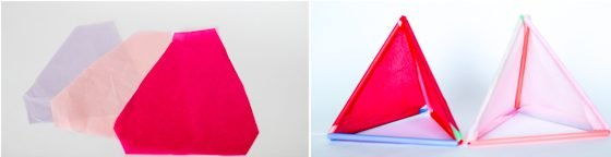 MAKE YOUR OWN PYRAMID KITE 7 Daily Mom Parents Portal