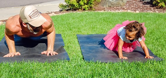 10 CROSSFIT MOVES FOR THE NEW DAD 2 Daily Mom Parents Portal