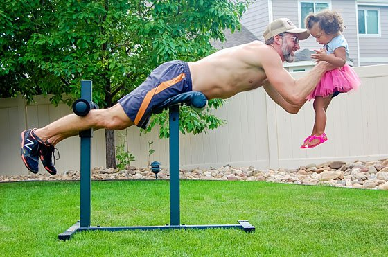 10 CROSSFIT MOVES FOR THE NEW DAD 10 Daily Mom Parents Portal