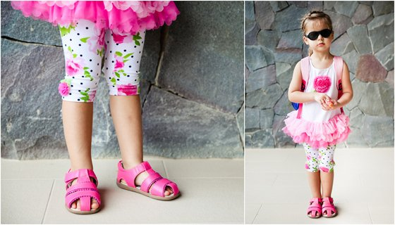 Fun & Bright Shoes for Kids: See Kai Run S/S 2015 6 Daily Mom Parents Portal