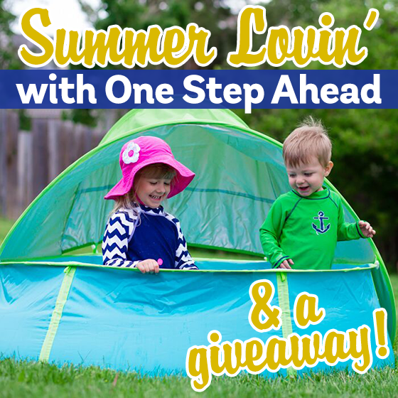 Summer Lovin' with One Step Ahead (+Giveaway!) 1 Daily Mom Parents Portal