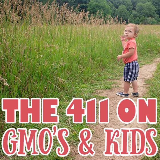 The 411 On GMO's And Kids 7 Daily Mom Parents Portal