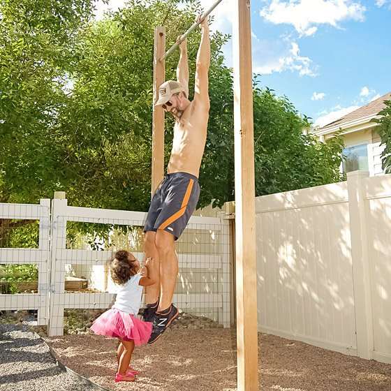 10 CROSSFIT MOVES FOR THE NEW DAD 6 Daily Mom Parents Portal