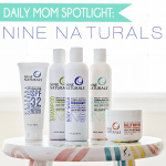 Daily Mom Spotlight: Nine Naturals
