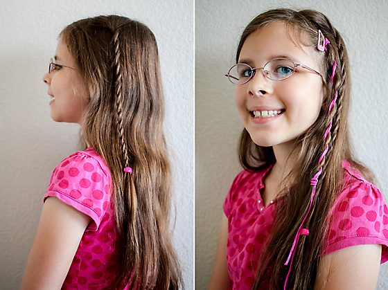 Do It Herself Tween Girl Hair 3 Daily Mom Parents Portal