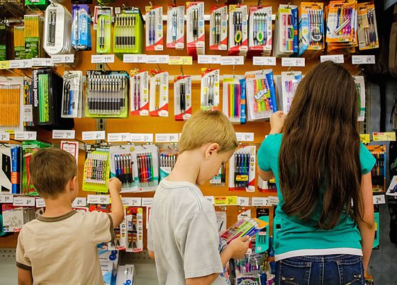 SHOPPING SMART FOR BACK TO SCHOOL 1 Daily Mom Parents Portal