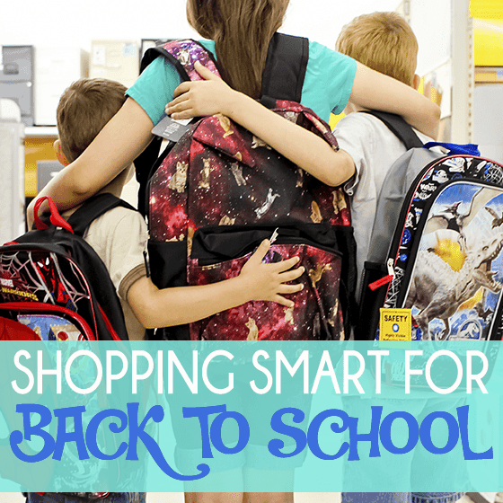 Shopping Smart For Back To School 3