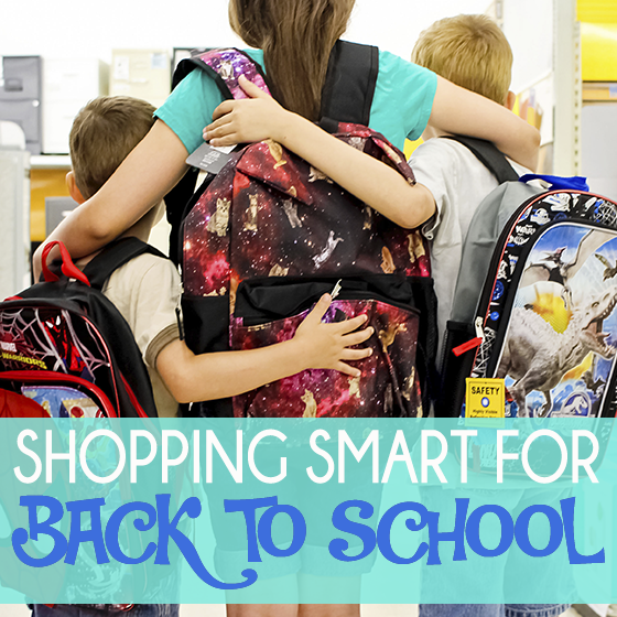 SHOPPING SMART FOR BACK TO SCHOOL 6 Daily Mom Parents Portal
