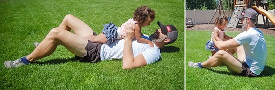 10 CROSSFIT MOVES FOR THE NEW DAD 4 Daily Mom Parents Portal