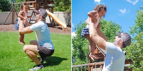 10 CROSSFIT MOVES FOR THE NEW DAD 8 Daily Mom Parents Portal