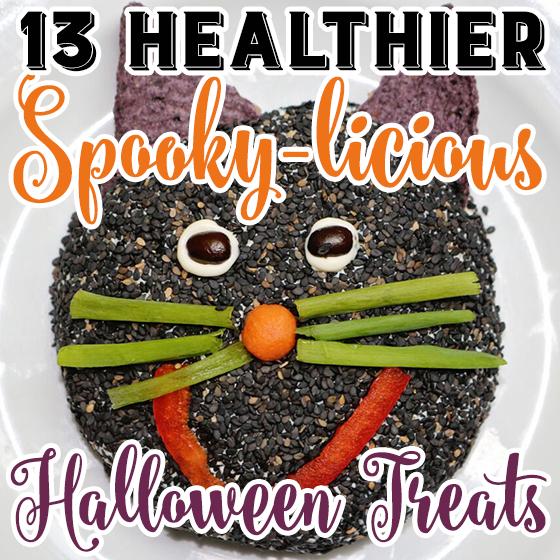 13 HEALTHIER SPOOKY-LICIOUS HALLOWEEN TREATS 13 Daily Mom Parents Portal