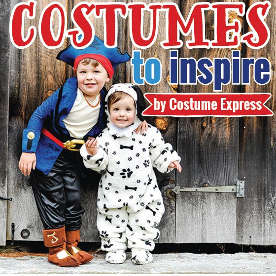 COSTUMES TO INSPIRE BY COSTUME EXPRESS 13 Daily Mom Parents Portal
