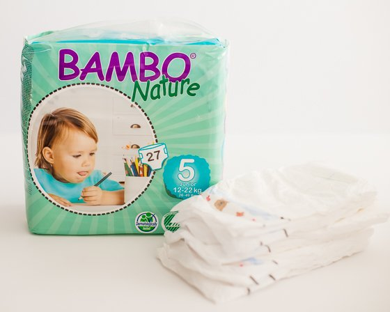 Safe and Eco-Friendly Diapers: Bambo Nature 2 Daily Mom Parents Portal