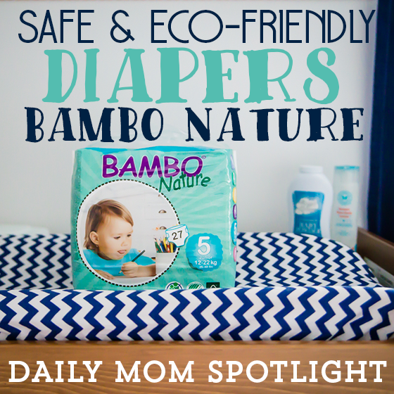 Safe and Eco-Friendly Diapers: Bambo Nature 1 Daily Mom Parents Portal
