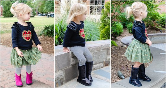 Fabulous Fall Attire for Mini Fashionistas by FabKids 8 Daily Mom Parents Portal