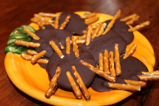 13 HEALTHIER SPOOKY-LICIOUS HALLOWEEN TREATS 7 Daily Mom Parents Portal