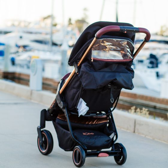 Stroller Guide: iCoo Acrobat and iGuard35 Travel System 8 Daily Mom Parents Portal