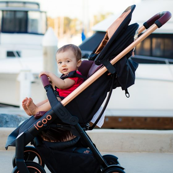 Stroller Guide: iCoo Acrobat and iGuard35 Travel System 4 Daily Mom Parents Portal
