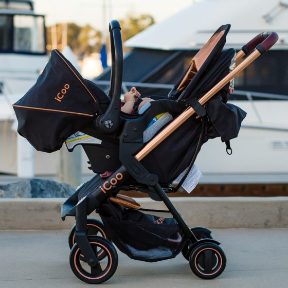 Stroller Guide: iCoo Acrobat and iGuard35 Travel System 9 Daily Mom Parents Portal