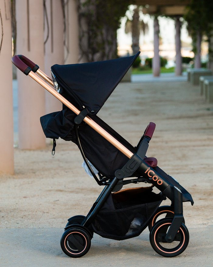 Stroller Guide: iCoo Acrobat and iGuard35 Travel System 3 Daily Mom Parents Portal
