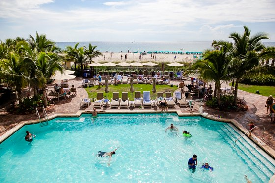 Beach Vacation at the Fort Lauderdale Marriott Pompano Beach Resort & Spa 5 Daily Mom Parents Portal