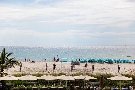 Beach Vacation at the Fort Lauderdale Marriott Pompano Beach Resort & Spa 2 Daily Mom Parents Portal