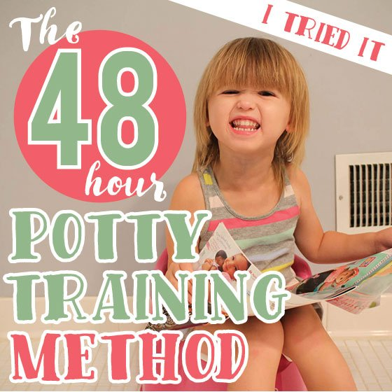 I Tried It-The 48 Hour Potty Training Method 10 Daily Mom Parents Portal