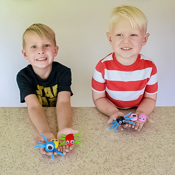 MAKE BABY BUGS WITH GRANDSONS 10 Daily Mom Parents Portal