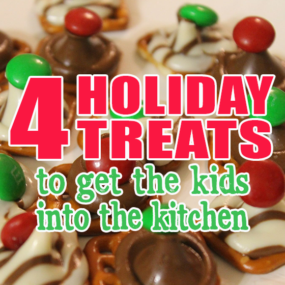 4 Holiday Treats to get the Kids into the Kitchen 5 Daily Mom Parents Portal