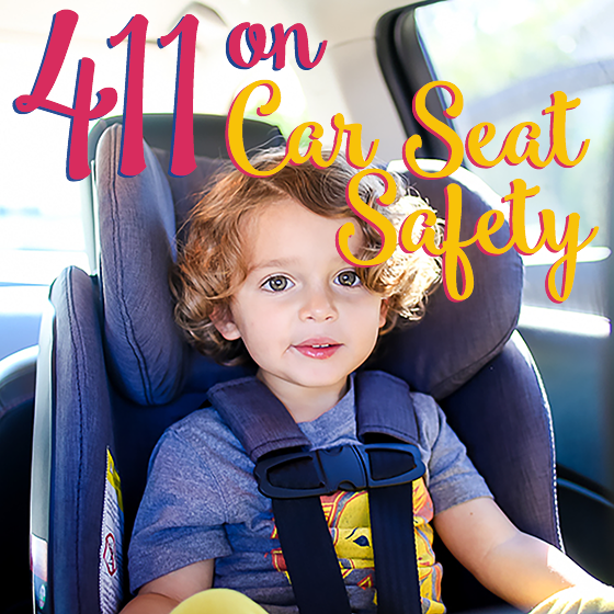 411 on Car Seat Safety 5 Daily Mom Parents Portal