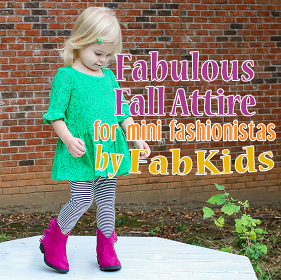 Fabulous Fall Attire for Mini Fashionistas by FabKids 10 Daily Mom Parents Portal