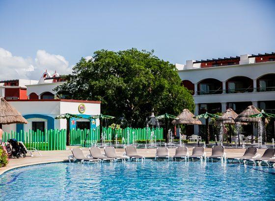 All Inclusive & Family Friendly- Hard Rock Hotel Riviera Maya 10 Daily Mom Parents Portal