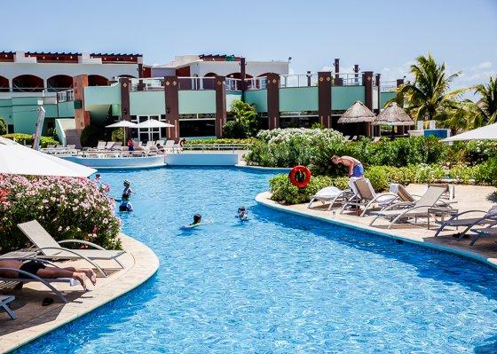 All Inclusive & Family Friendly- Hard Rock Hotel Riviera Maya 9 Daily Mom Parents Portal