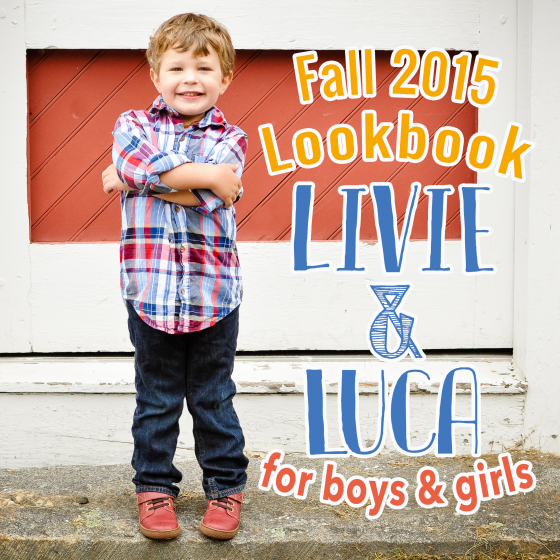 Fall 2015 Lookbook Livie and Luca For Boys and Girls 14 Daily Mom Parents Portal