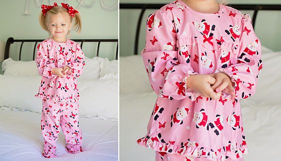 HOLIDAY 2015 PAJAMAS 24 Daily Mom Parents Portal