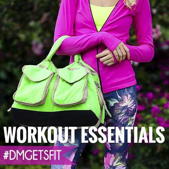 Workout Essentials #DMGetsFit 17 Daily Mom Parents Portal