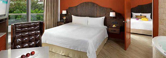 All Inclusive & Family Friendly- Hard Rock Hotel Riviera Maya 14 Daily Mom Parents Portal