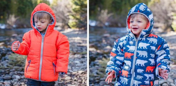 WINTER WONDERLAND KIDS' OUTERWEAR 2015 6 Daily Mom Parents Portal