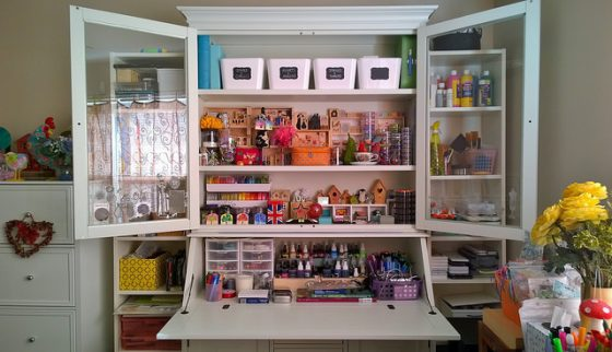 5 Ways to Better Organize Your Craft Storage 1 Daily Mom Parents Portal