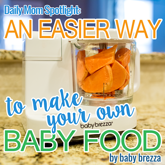 DAILY MOM SPOTLIGHT: AN EASIER WAY TO MAKE YOUR OWN BABY FOOD BY BABY BREZZA 10 Daily Mom Parents Portal