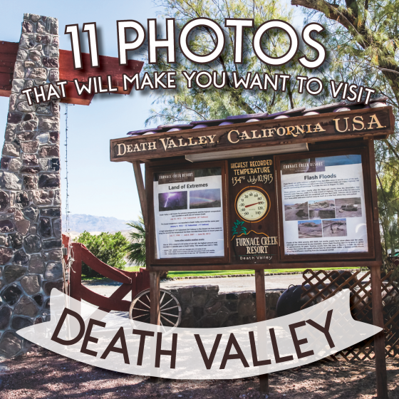 11 photos that will make you want to visit Death Valley