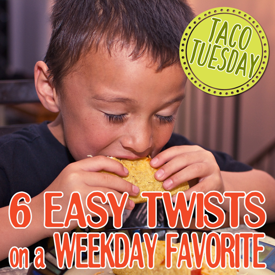 Taco Tuesday: 6 Easy Twists on a Weekday Favorite 1 Daily Mom Parents Portal